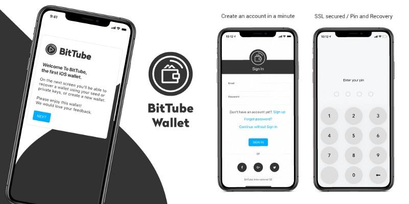 Mobile App BitTube