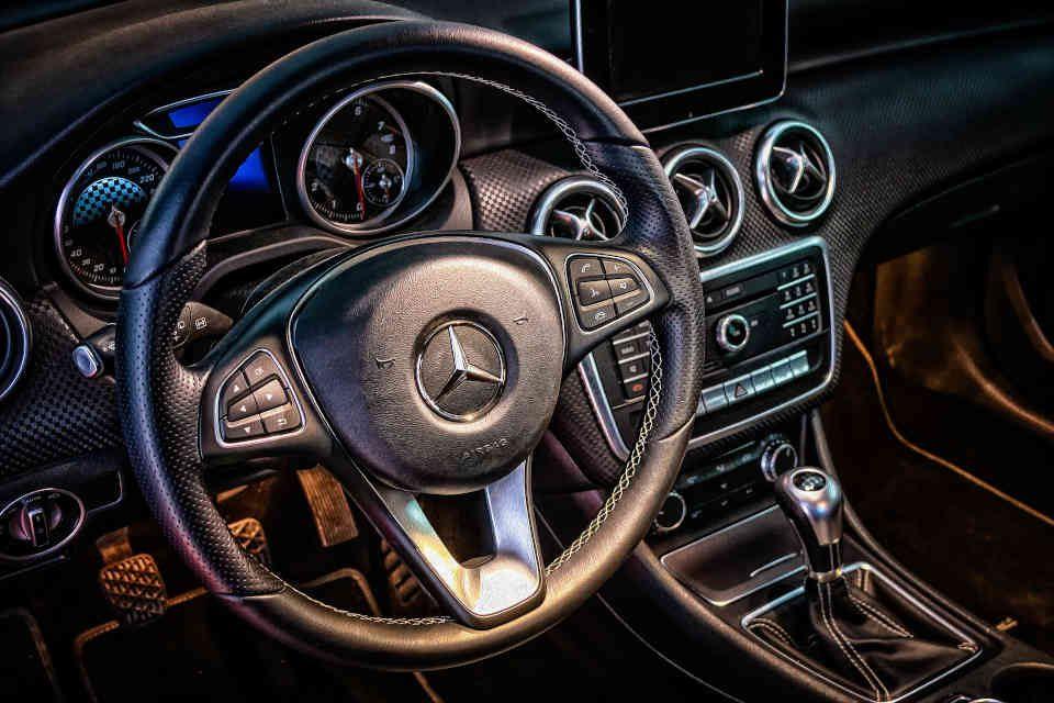 Fahrzeug Innenraum