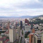 Stadtbild Bogota