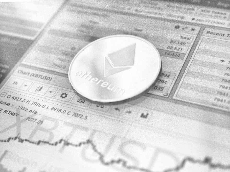 Ethereum-Kurs mit aktuellen Charts