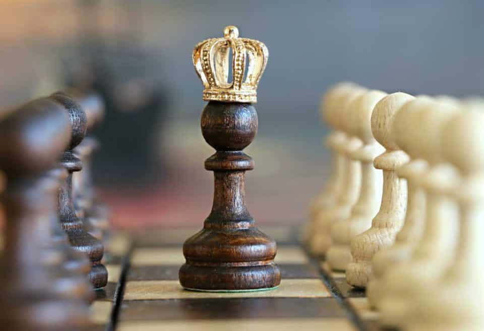 Binance baut die Monopolstellung aus