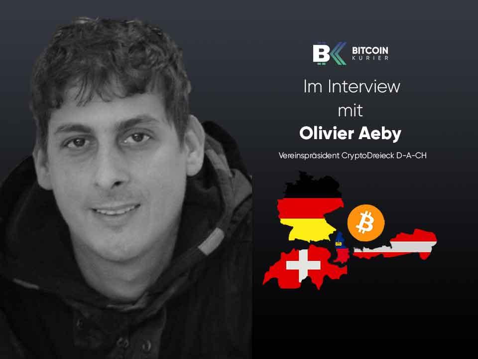 Olivier Aeby Interview