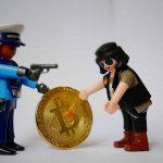 Bitcoin Diebstahl