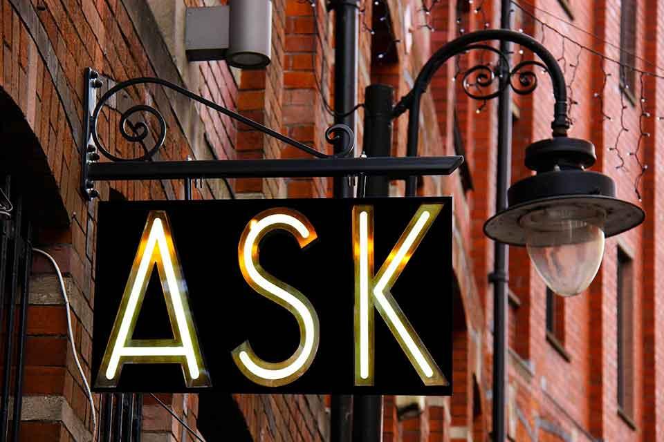 Coinbase Anfragen