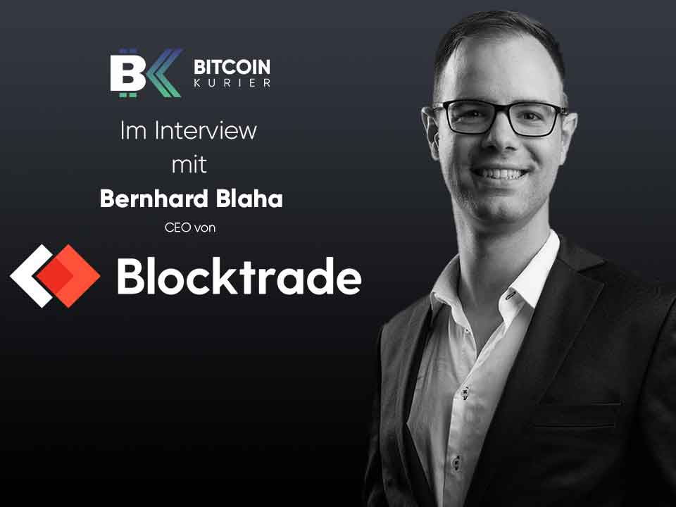 Blocktrade Interview Bernhard Blaha