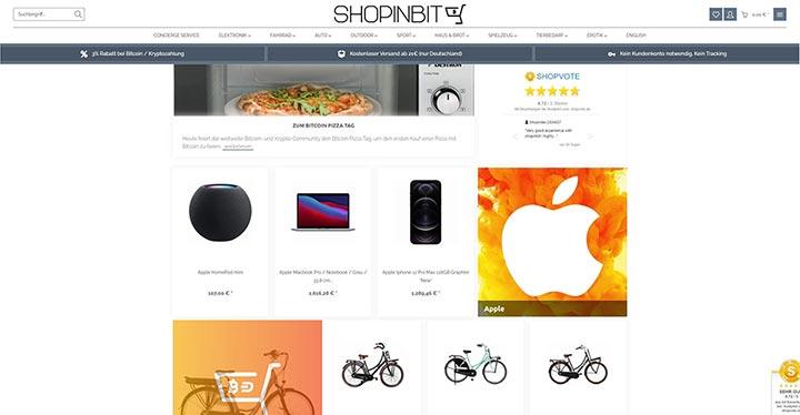 shopinbit produktratgeber