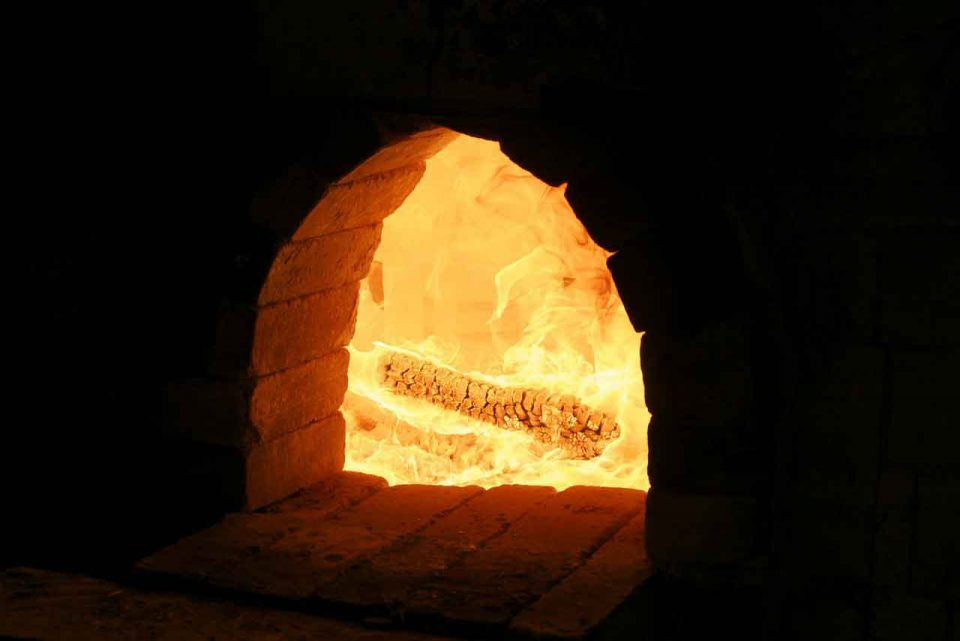 Ethereum burn